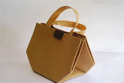 Origami Paper Purse - origami bag on behance bag project origami
