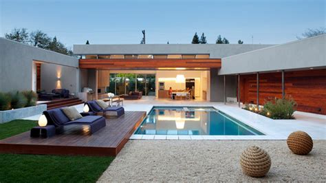 modern home landscaping 15 stimulating modern contemporary hardscapes with wood