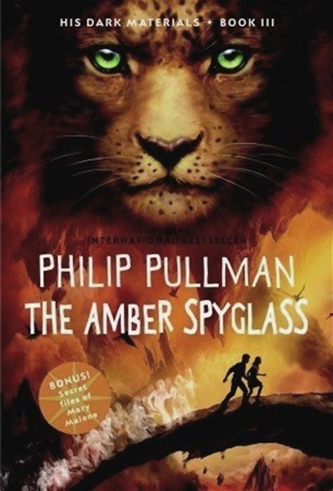 the amber spyglass his dark materials 3 by philip pullman reviews discussion bookclubs