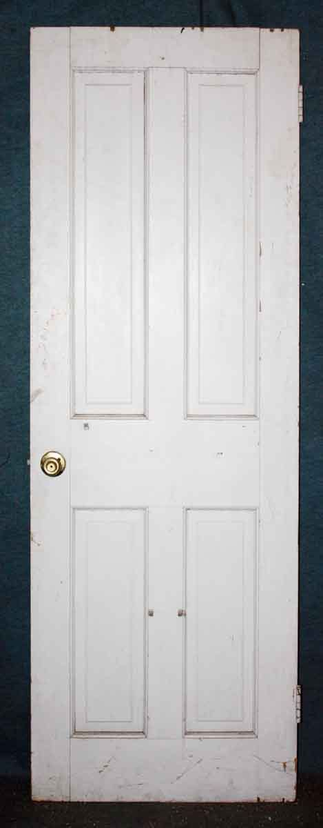 antique interior doors antique narrow doors with ironwork narrow four panel door olde things