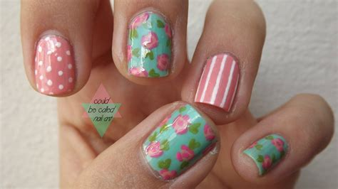 flower nail design latest flower nails and nail art flower designs