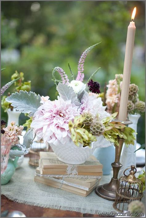 french garden inspiration featured on style me pretty