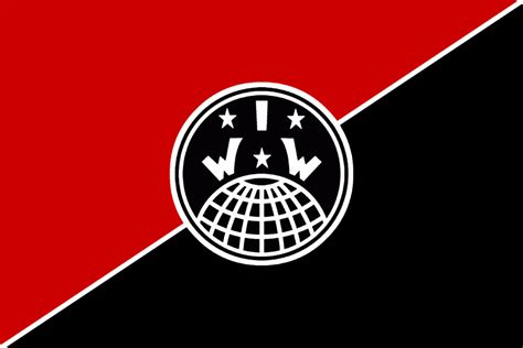 united federation of american syndicates flag by