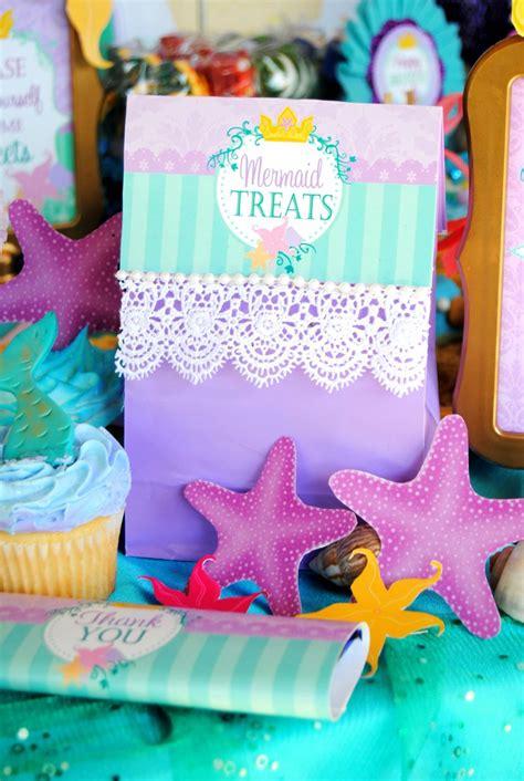 krown themes shopify mermaid birthday mermaid party princess party