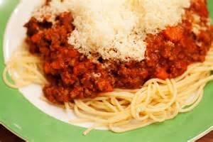 spaghetti bolognese recipe dishmaps
