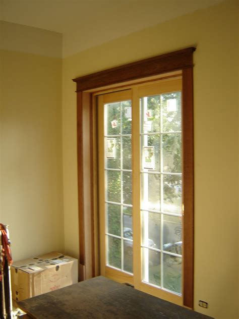 patio door trim molding chicago 2 flat more trim in