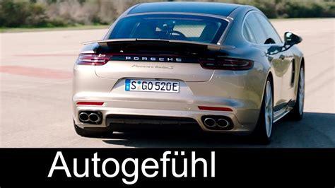Porsche Panamera Turbo S Sound by Porsche Panamera Turbo S Hybrid V8 Preview Sound Launch