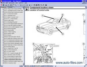 bmw electrical troubleshooting manual e36 repair manuals wiring diagram electronic
