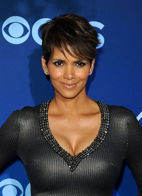 Halle Berry by Halle Berry At Extant Premiere In Los Angeles Hawtcelebs