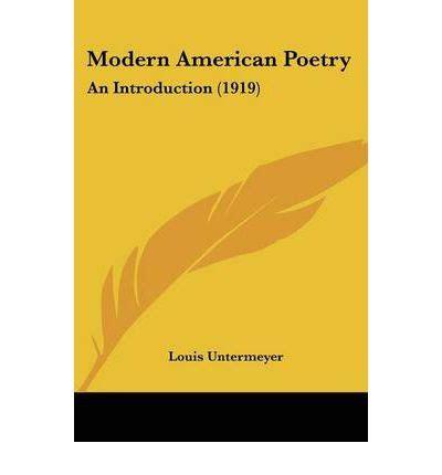 chiura obata an american modern books modern american poetry louis untermeyer 9780548626054