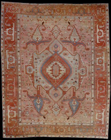 Beauvais Rugs by Antique Serapi Rug
