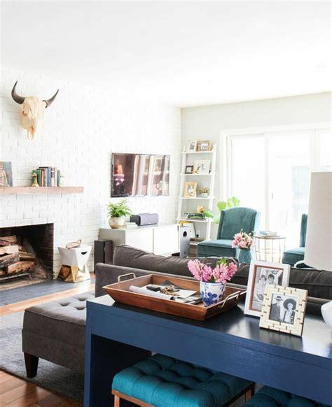 1920s interior design trends el antes y despu 233 s de un precioso sal 243 n azul blog t d