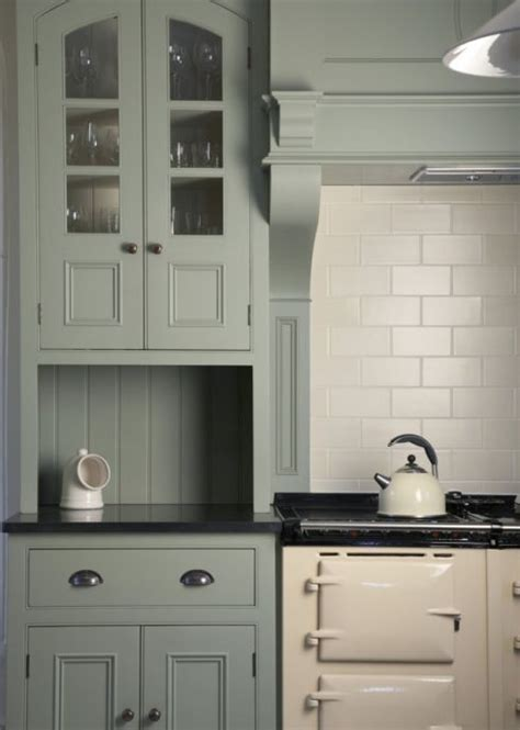 farrow and ball painted kitchen cabinets interiorschristopher peters bespoke kitchen finished in