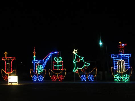 christmas in vegas holiday lights at las vegas speedway