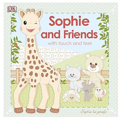 Touch And Feel Book Kitten And Friends 1 dk publishing la girafe 174 and friends touch and feel book buybuy baby