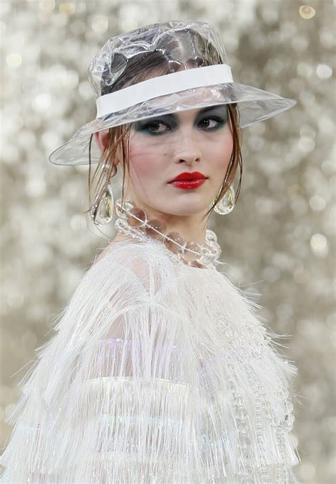 Chanel Summer Exclusive Colour Collection 2007 by Chanel Created A Waterfall For Its Summer 2018
