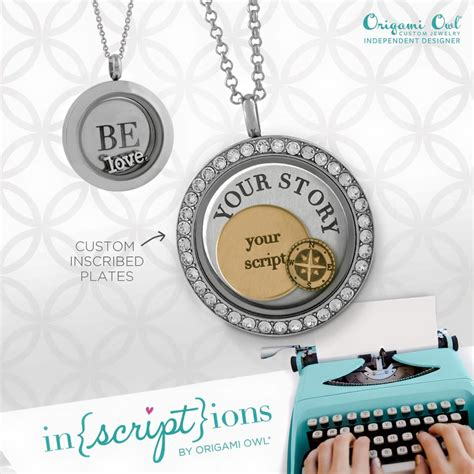 What Is An Origami Owl - origami owl last look glance san diego