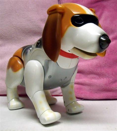 tekno puppy tekno the robotic puppy the robot s web site