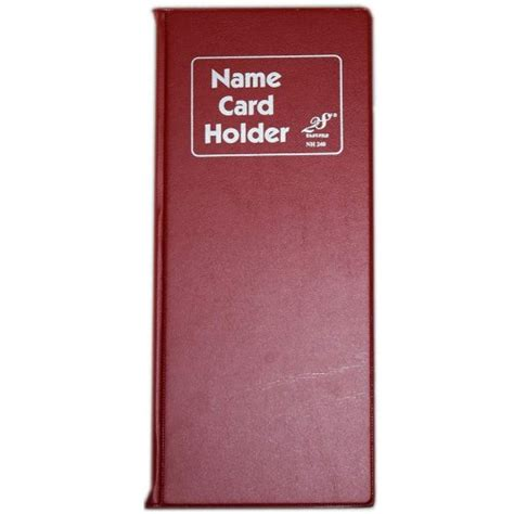 Name Card Holder 1 east file nh240 name card holder b01 49