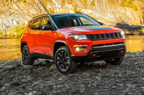 jeep compass sport 2017 2017 jeep compass trailhawk first drive compass finally