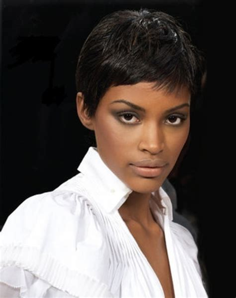 short natural hairstyles for square face african american natural short hairstyles circletrest