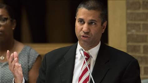 ajit pai live stream fcc head ajit pai goes after hollywood tech companies