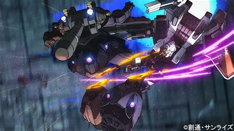 Gundam Mobile Suit 23 gundam mobile suit gundam thunderbolt episode 2