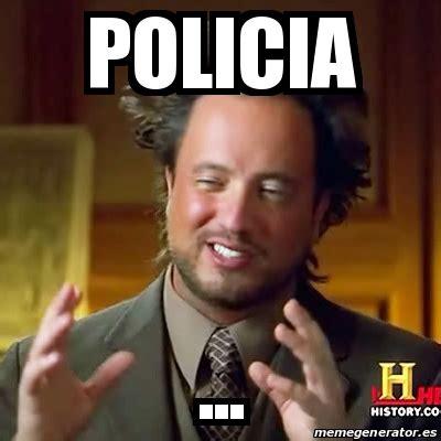 Meme Maker Aliens - meme ancient aliens policia 16591834