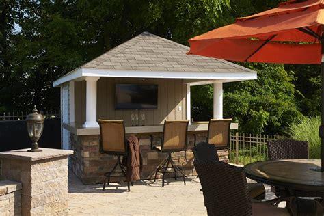 cabana pool bar pleasant run structures