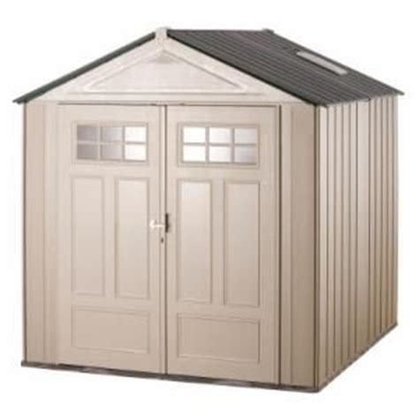 Rubbermaid Outdoor Shed by Rubbermaid Sheds A Household Name