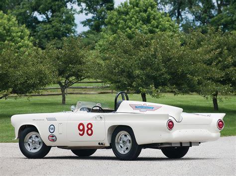 experimental design race ford thunderbird experimental race car 1957 old