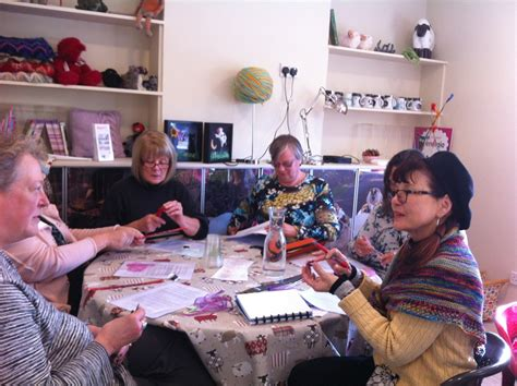 knitting classes at weekly knitting classes at winnie s craft cafe craft in