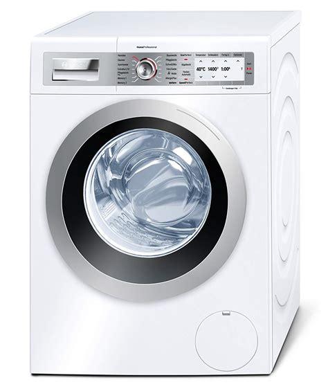 Bosch Home Professional Waschmaschine by Waschmaschinen Test 2017 Die Besten Waschmaschinen Im