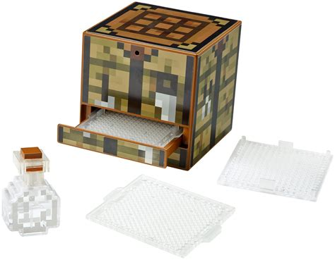 Minecraft Craft Table by Mattel Minecraft Crafting Table Cjm12 With 10 Different