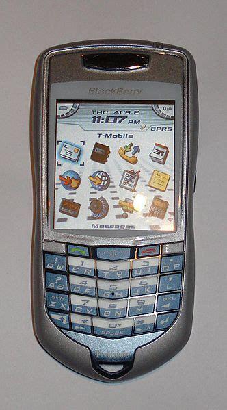 Blackberry 7230 Birue the evolution of blackberry