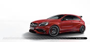 Mercedes Gp Mercedes Amg A 45 4matic Overview