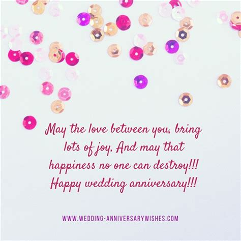 35th Wedding Anniversary Card Quotes by Wedding Anniversary Wishes For Friends Wedding