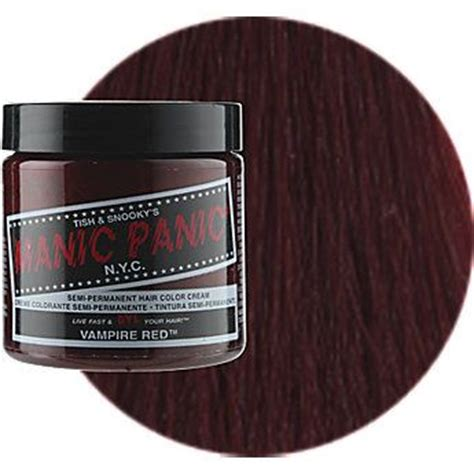manic panic semi permanent vire red hair color cream 21 best manic panic vire red images on pinterest