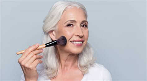 makeup technique for women over 70 makeup for older women 7 secret makeup tips for over 50s