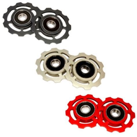 Ceramicspeed Pulley Wheel Sram 11 Spd Aloy Cspw10702000 wiggle ceramicspeed pulley wheels rear derailleurs