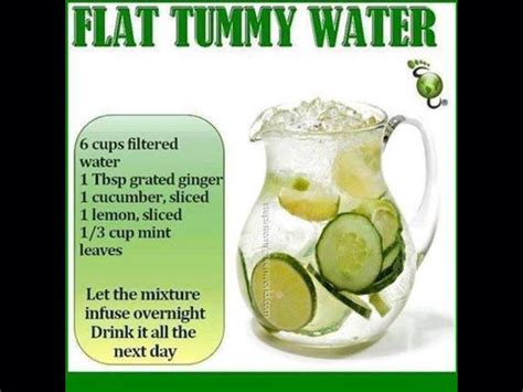 Detox Easy 123 by Flat Tummy Water Trusper