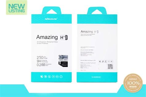 Nillkin H Plus Pro 02mm Tempered Glass Htc U Ultra nillkin glass protector iphone 6s plus home shopping