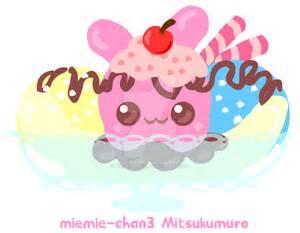 kawaii bunny sundae miemie chan3 deviantart