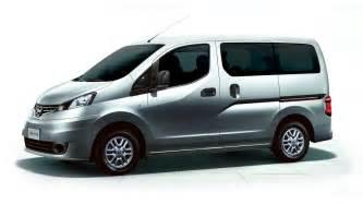 Nissan Nv200e New Nissan Nv200 Nissan Nv200 Combi Nec