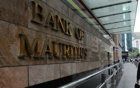 bank of mauritius mauritius the reserves in and us dollar of the
