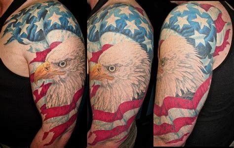 american flag tattoo sleeves 55 graceful sleeve shoulder tattoos
