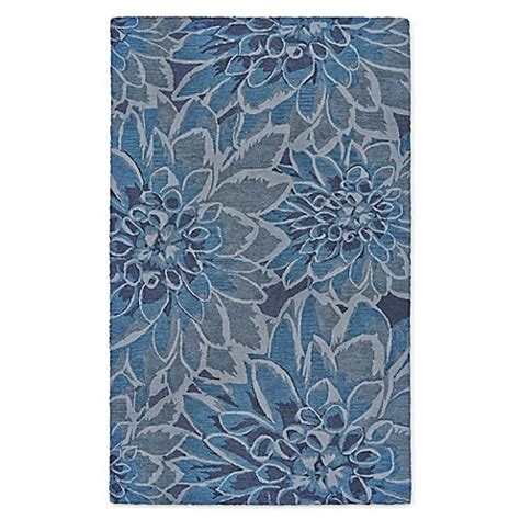 12 x 15 outdoor rug buy feizy lonni bloom burst 12 foot x 15 foot indoor outdoor area rug in blue from bed bath beyond