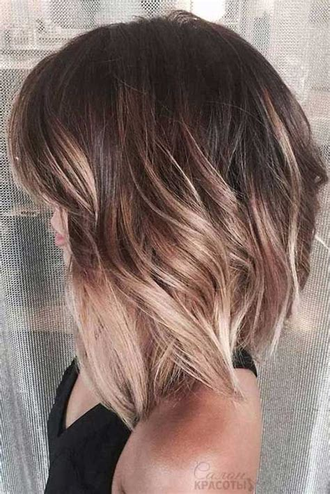 hairstyles with thick highlights 25 best ideas about medium bob hairstyles on pinterest