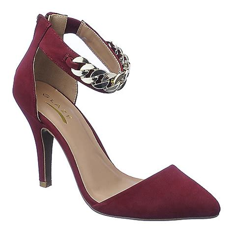 burgundy dress shoes glaze willow 20 womens burgundy high heel dress shoes