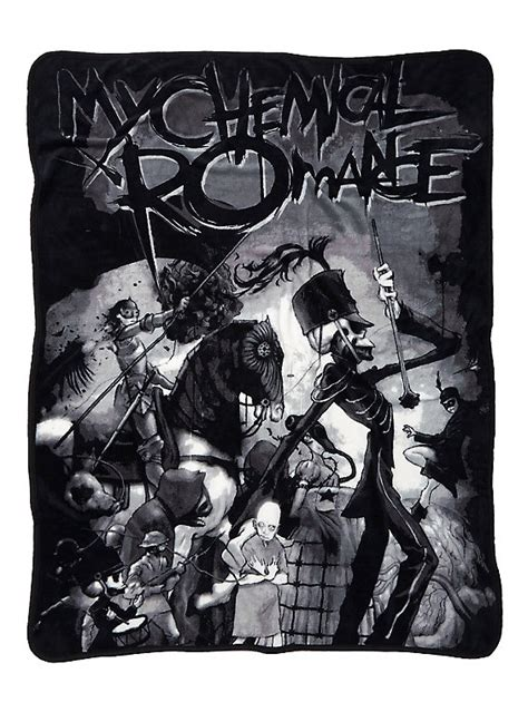 my chemical romance bedroom my chemical romance the black parade throw blanket hot topic